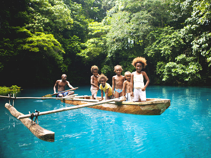 Santo Pacific Islands