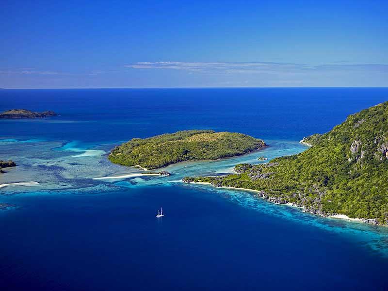 Fidji - Iles Yasawa © Tourism Fiji