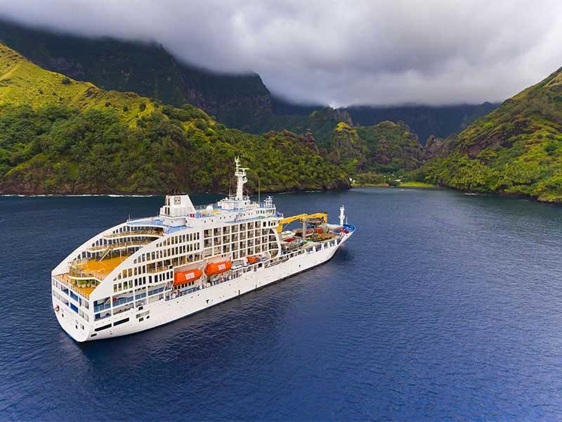 Polynésie - Croisière aux Marquises à bord de Aranui 5