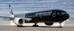 Boeing 777 All Blacks - Air New Zealand