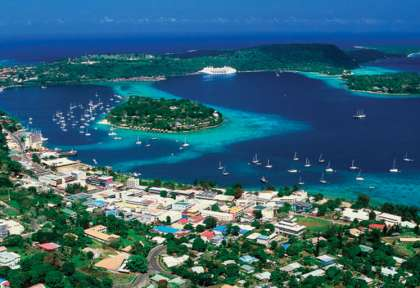 Port Vila - Efate © SPTO - David Kirkland