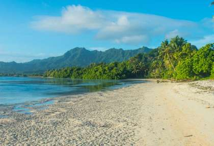 Kosrae © Pacific Treelodge Resort