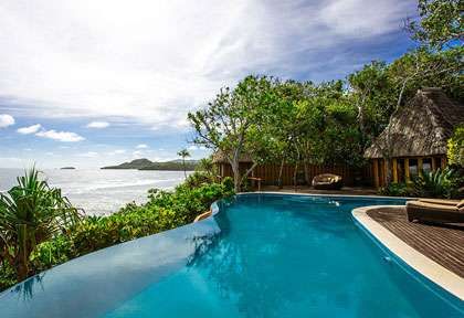 Namale Resort and spa aux Iles Fidji