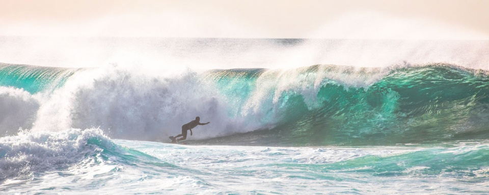 Surf à Hawaii © Shutterstock - Shane Myers Photography