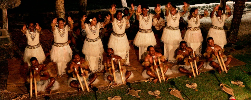 Danses traditionnelles © Garden Island Resort